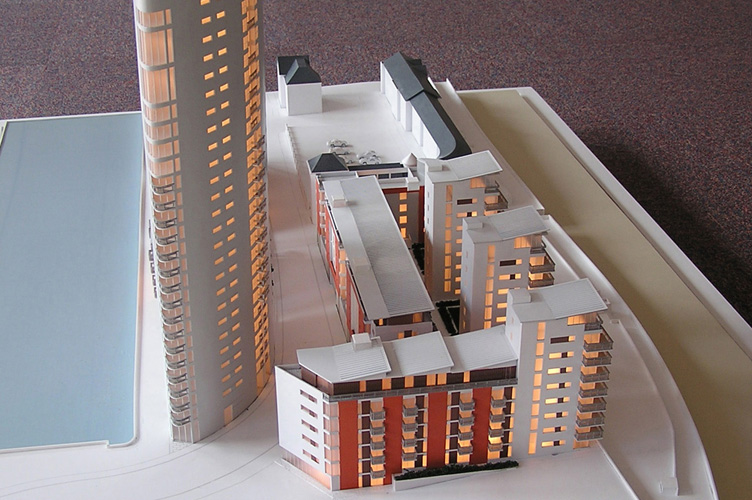 architectural model making company